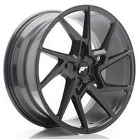 JR Wheels JR33 20x9 ET20-48 5H BLANK Hyper Gray