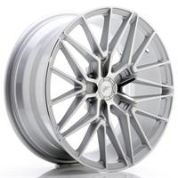 JR Wheels JR38 20x9 ET20-45 5H BLANK Silver Machin