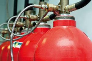 brannbeskyttelse