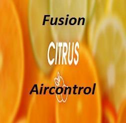 FUSION aerosol refill, Citrus Sorbet