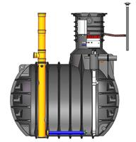 Minireningsverk Solido Smart 8PE