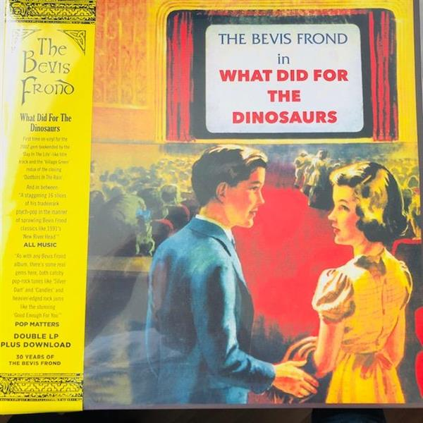 BEVIS FROND,The- What Did For the Dinosaurs(Rsd2020)