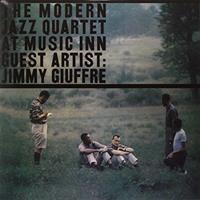The Modern Jazz Quartet-At music inn