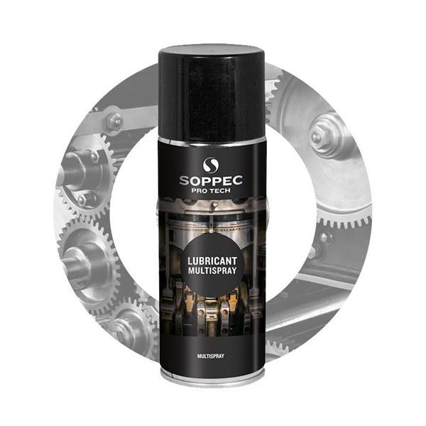 Lubricant multispray