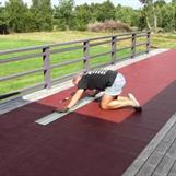 Rödbrun 90% - 1:a långsidan - planering & tillskärning