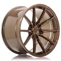 Concaver CVR4 22x10 ET20-64 BLANK Brushed Bronze