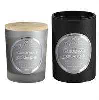 Nr. 8 Gardenia & Koriander Cerabella duftlys