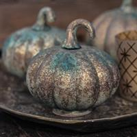 Majas Rustic pumpkin pumpa liten