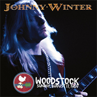 Johnny Winter-Woodstock Experience