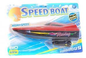Båt 26cm B/O