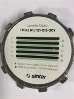 Clutch Kevlar TM KZ10C/ R1