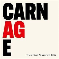 Nick Cave & Warren Ellis-Carnage PÅ LAGER