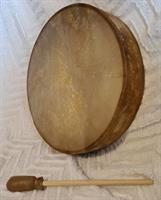 Shamantrumma koskinn  ca 41 cm