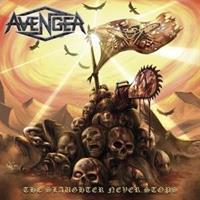 AVENGER-Slaughter Never Stops(LTD)
