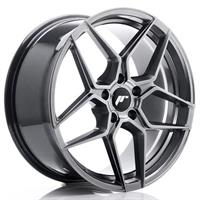 JR Wheels JR34 20x10 ET20-40 5H BLANK Hyper Black