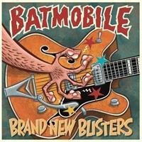 Batmobile-Brand New Blisters