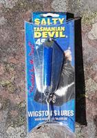 Tasmanian Devil Salty Blå 45 gram