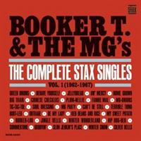 Booker T and The MGs-Complete Stax Singles Vol. 1 1962-1967(LTD)