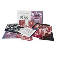 King Crimson-COMPLETE 1969 RECORDINGS(BOX)