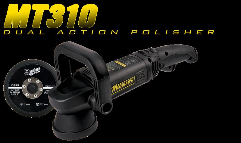 MT310 Proffessional DA Polisher