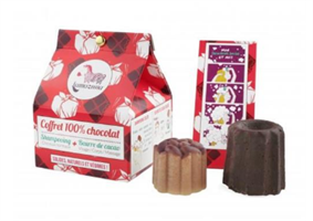Coffret 100% Chocolate