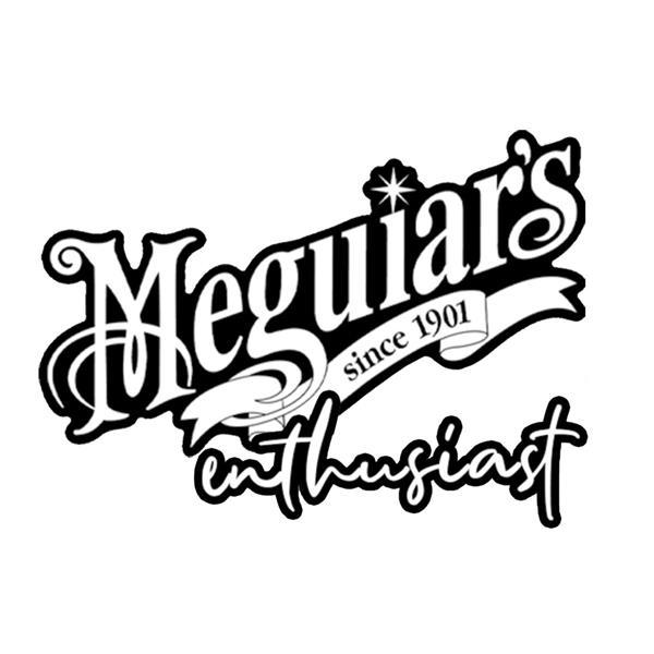Meguiar's Dekal Enthusiast 95x60mm
