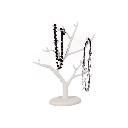 Smyckesträd i trä
