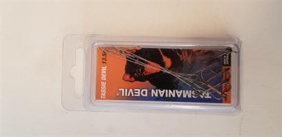 Tasmanian Devil Treble Centre Wire 13.5g 5pk