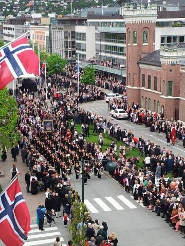 17 mai Drammen