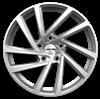 GMP WONDER 19X8,0 ET45 Silver