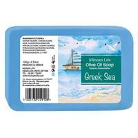 Gresk hav såpestykke 100 gr