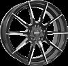 MONACO APEX BLACK POLISH 5X112 ET35