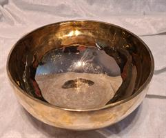Blank klangskål 19,5cm