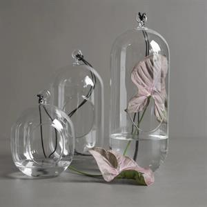HANGING GLASS small