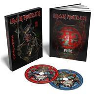 Iron Maiden-Senjutsu(Deluxe CD Bok)