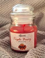 Glasljus Berries