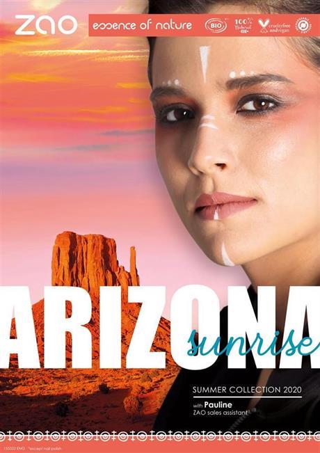 Arizona Sunrise Zao Sommarkollektion2020