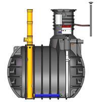 Minireningsverk Solido Smart 15 PE