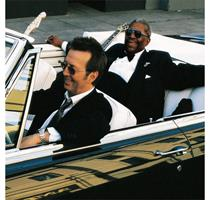 Eric Clapton and BB King-Riding With The King