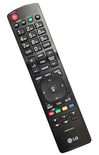 LG TV-fjärrkontroll