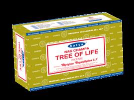 Tree Of Life  Satya rökelse