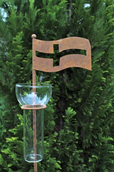 Regnmätare Flagga