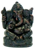 Ganesh Staty 8 cm