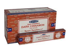 Dark Cinnamon  Satya rökelse