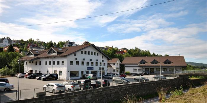 Lyst og flott lokale med sentral beliggenhet og god parkeringsdekning - Nesttun Næringspark