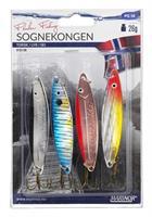 Sognekongen 26 gr. sluksett 4stk.ass.