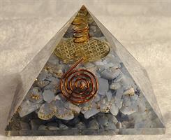 Orgonit pyramid 7,5x 7,5x 5,5