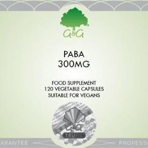 PABA 300 mg