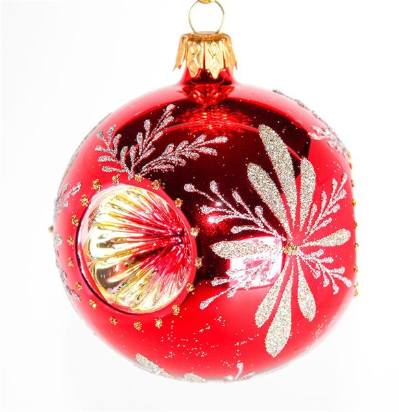 Julekule med refleks
