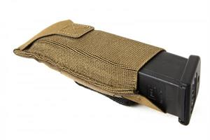 Ten-Speed Single Pistol Belt Pouch